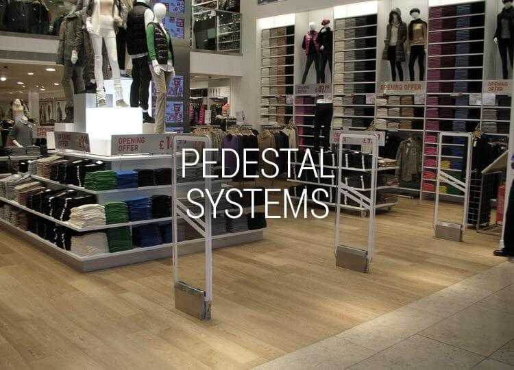 PEDESTAL SYSTEMS