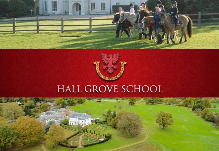 Hall Grove School, Bagshot, Surrey