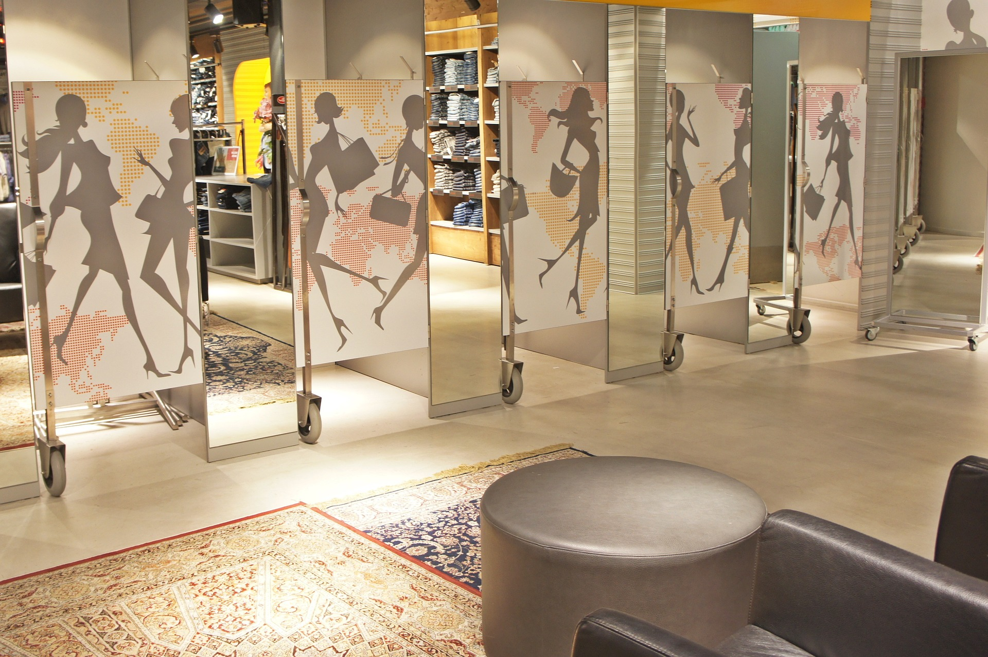 How Can Retail Loss Prevention Be Applied To Fitting Rooms?