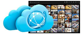 New Cloud Video Surveillance From Smartvue